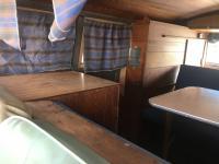 64/65 Split Camper Interior