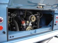 Restored Single Cab - engine
