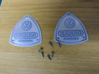 Mahag badges