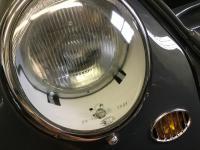 Headlight wiring