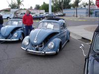 Blue RHD