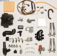 1975 fuel injection system