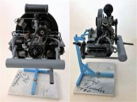 1-10 Scale 25HP Motor
