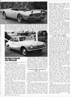 Brasil Auto Expo 1971