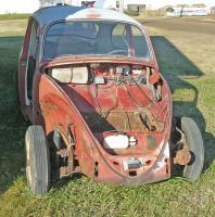 1966 parts car