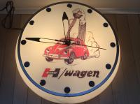 Hurst Shifter Clock #2