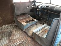 September 1960 Swivel Seat Panel front seat view