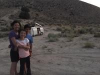 71 white westy road trip