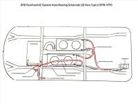 DPD Overhead Wiring and Hose Schematics
