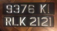 Euro plates