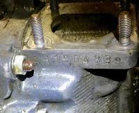 1974 Engine Number