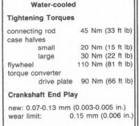 vanagon case torque specs