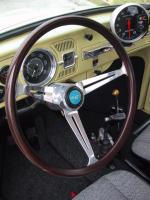 EMPI GT Steering Wheel