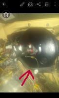 Vanagon brake booster