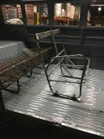 1968 Bay Seat Split Conversion