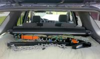 Tow Ready Tow Bar in 4Runner