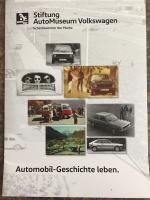 Stiftung AutoMuseum Volkswagen Birth Certificate