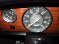 1968 VW Karmann Ghia Speedometer