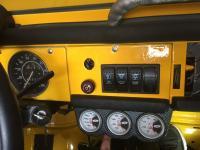 Lights and gauges