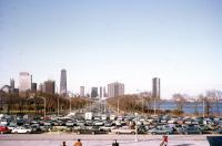 Street scene, Chicago 1971