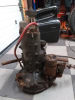 1950 barndoor engine and gearbox