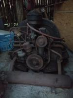 1950 barndoor engine and gearbox