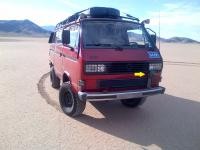 light pics on vanagon