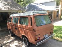 1983 Vanagon L cleaned up after 23 years
