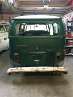 1969 Delta Green Transporter