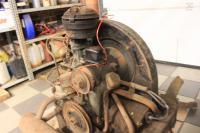 1950 barndoor engine