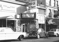 VWs in front of Pussycat theaters
