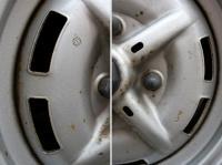 sport wheels lip detail