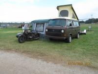 Only VW at 2018 National Van-In