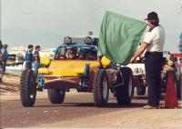 Dusty Mojave AMSA Cal City 12 Hour Race 1983 Start