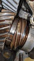 Bad distributer crankshaft gear