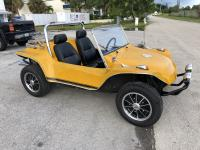 Cool old Dune Buggy