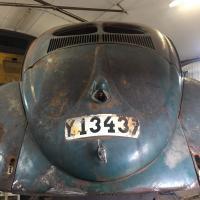 '51 Split Metalwork