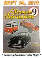 German Invasion 9 Poster