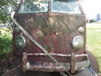 1963 walk thru kombi for parts