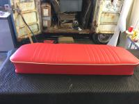 Bug upholstery