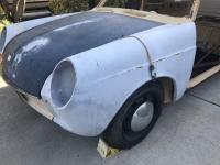 Type 3 fenders with Type 1 headlights buckets