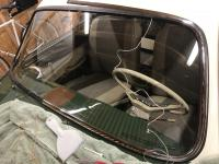 C channel Ghia windshield