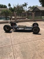 Weld wheels dragstar
