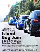 2018 island bug jam cruise info!