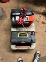 Portable control box