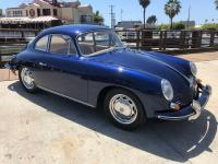 1964 356C/1600 SC Karmann Coupe