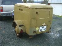 1957 westfalia trailer