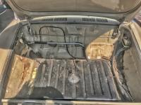 '68 Euro front Trunk clean up and rust issues