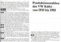 Ulrich von Pidoll's book VW Kaefer: Ein Auto schreibt Geschichte