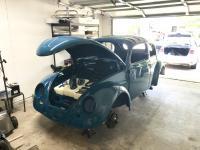 1964 Sea Blue Beetle